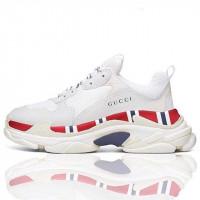 Balenciaga Triple-S Guggi - White