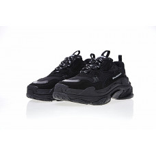 Balenciaga Triple-S Sneaker - Black/White
