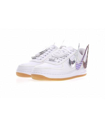 Nike Air Force 1 x Travis Scott - White