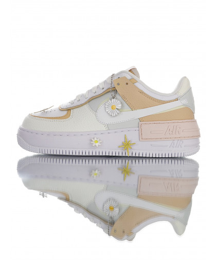 Nike WMNS Air Force 1 ShadowTropical Twist - White/Pink