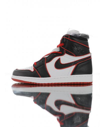 Nike Air Jordan 1 High - White/Red/Black