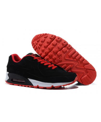 Nike Air Max 90 - Black/Red