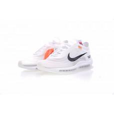 Off white x Nike Air Max 97 - Black/White