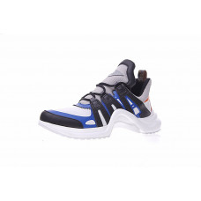 Louis Vuitton's Sci-Fi Inspired Arclight - Black/Grey/Blue/White/Orange