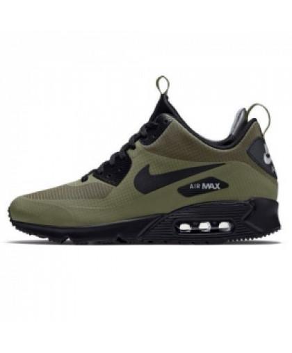 Мужские Nike Air Max 90 Mid Winter Green