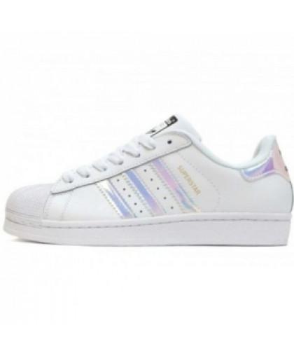 Женские Adidas SuperStar White Magic
