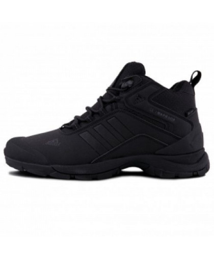 Зимние Adidas Terrex Climaproof High Black With Fur
