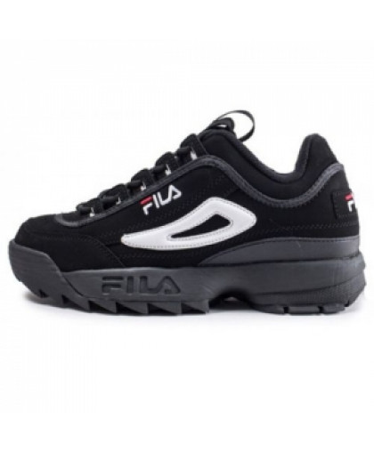 Женские Fila Disruptor 2 Black Mens/Womens