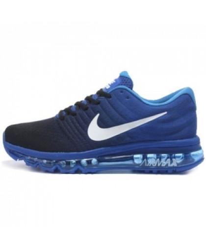 Мужские Nike Air Max 2017 Blue/Black