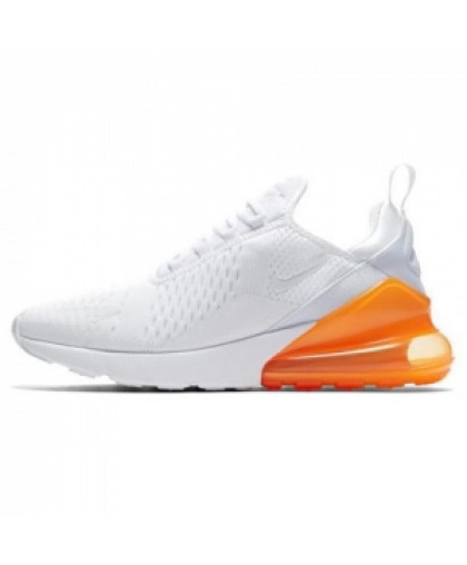 Nike Air Max 270 White/Orange