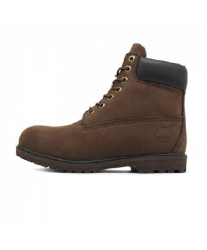 Унисекс Timberland 6 Inch Boots Dark Brown