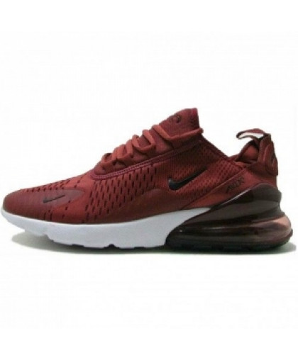 Унисекс Nike Air Max 270 Wine Red/Black/White