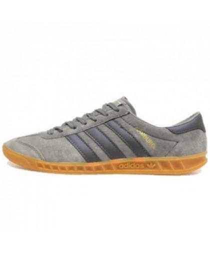 Мужские Adidas Hamburg Original Double Grey