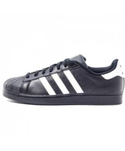 Унисекс Adidas Originals Superstar Black/White