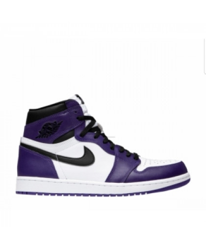 Air Jordan 1 Retro High OG  Court Purple 2.0