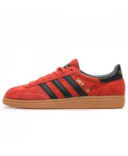 Мужские Adidas Spezial Red/Black