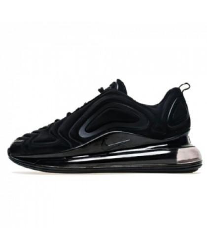 Nike Air Max 720 All Black