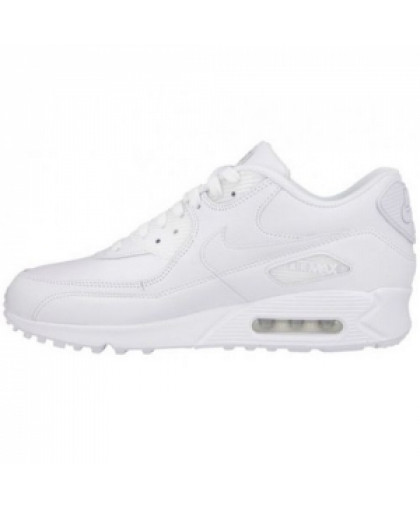 Унисекс Nike Air Max 90 Leather White