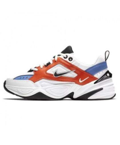 Унисекс Nike M2K Tekno 'John Elliott' White/Orange/Blue