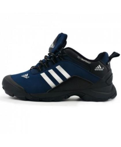 Зимние Adidas Terrex Climaproof Low Dark Blue