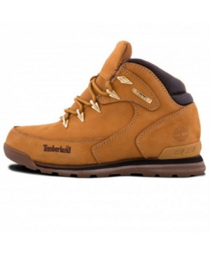 Мужские Timberland Euro Sprint Hiker Hiking Brown With Fur