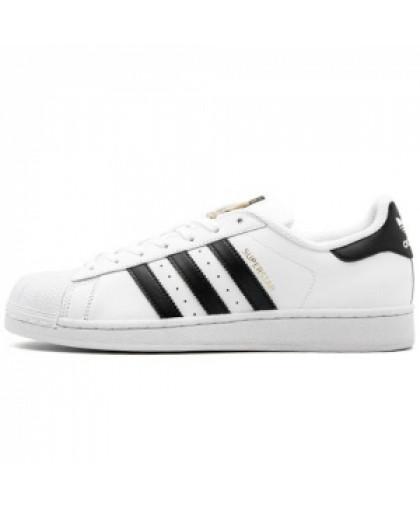 Унисекс Adidas Originals Superstar White/Black