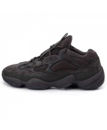 Унисекс Adidas Yeezy Boost 500 Shadow Black