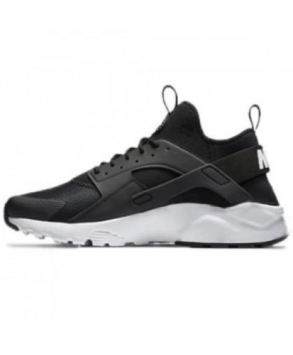 Унисекс Nike Air Huarache Run Ultra Black/White